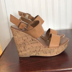Wedges size 7.5!